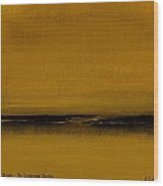 Our Oceans  The Continental Dividers Wood Print
