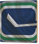 Vancouver Canucks Wood Print