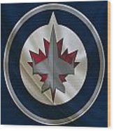 Winnipeg Jets Wood Print