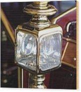 1907 Panhard Et Levassor Lamp Wood Print