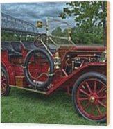 1909 Washington 5 Passenger Touring Wood Print