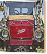 1910 Stanley Model 70 Wood Print