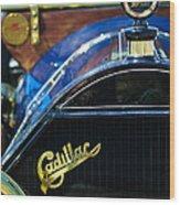 1911 Cadillac Roadster Wood Print
