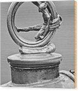 1912 Gobron-brillie 12 Cv Skiff Hood Ornament 2 Wood Print