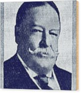 1912 Vote Taft For President Wood Print by Historic Image