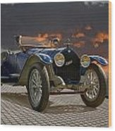 1914 Mitchell Raceabout I Wood Print