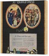 1918 - Colgate Advertisement - World War I - Color Wood Print