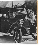 1920 Dodge Convertable Wood Print