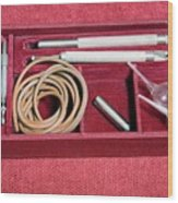 1920s Ophthalmology Instrument Wood Print
