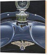 1921 Duesenberg Wood Print