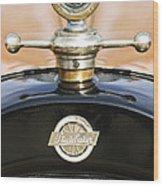 1922 Studebaker Touring Hood Ornament Wood Print