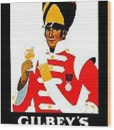 1924 - Gilbey Spey-royal Whisky Advertisement - Color Wood Print