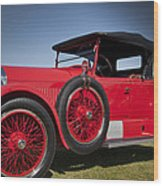 1925 Stutz Model 693 Wood Print