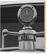 1926 Ford Model T Hood Ornament Wood Print