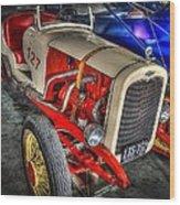 1927 Chevy Dirt Racer Wood Print