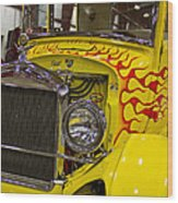 1927 Ford-front View Wood Print