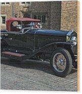 1927 Isotta Fraschini Tipo 8a Roadster Wood Print