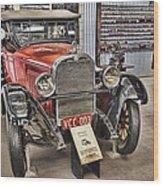 1928 Dodge Roadster Wood Print