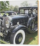 1930 Cadillac V-16 Imperial Limousine Wood Print