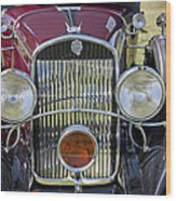 1930 Chrysler Model 77 Wood Print