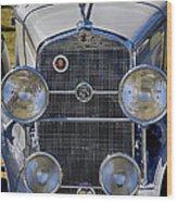 1930 Lasalle 340 Wood Print