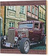 1931 Chev Wood Print
