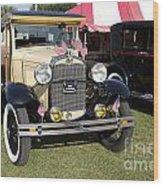 1931 Ford Model-a Car Wood Print