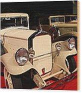 1931 Pierce Arrow Model 43 Club Sedan 5d26822 Wood Print