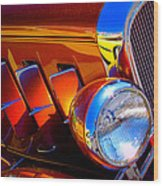 1932 Chevy Coupe Wood Print