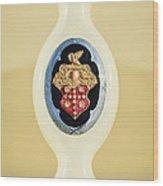 1932 Packard Emblem -1078c Wood Print