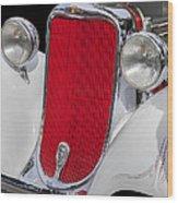 1933 Dodge Sedan Wood Print