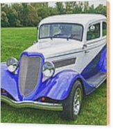 1933 Ford Vicky Wood Print