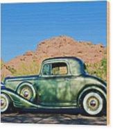 1933 Pontiac -0008c Wood Print