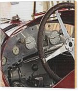 1934 Alfa Tipo B Wood Print