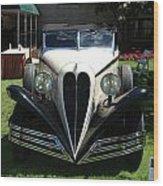 1934 Bruster Wood Print