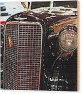 1934 Cadillac V16 Aero Coupe - 5d19876 Wood Print