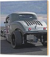1934 Ford 'autocross' Coupe 1 Wood Print
