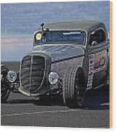 1934 Ford 'autocross' Coupe 2 Wood Print