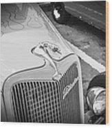 1934 Ford Hot Rod Wood Print