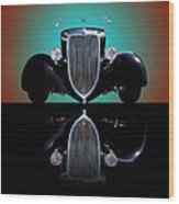 1934 Ford Phaeton Convertible Wood Print