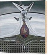 1934 Vauxhall Wood Print