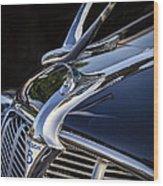 1935 Hudson Wood Print