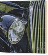 1936 Buick Vectoria Coupe Wood Print