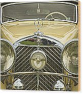 1936 Mercedes Benz Wood Print