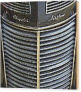 1937 Chrysler Airflow Wood Print