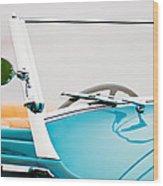 1937 Rolls-royce Phantom IIi Thrupp And Maberly Drophead -1161c Wood Print