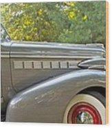1938 Buick Special Wood Print