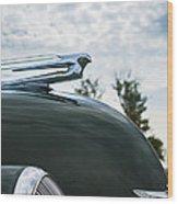 1938 Cadillac Wood Print
