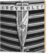 1938 Chevrolet  Wood Print