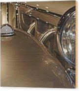 1938 Mercedes 540k Sport Tourer Wood Print